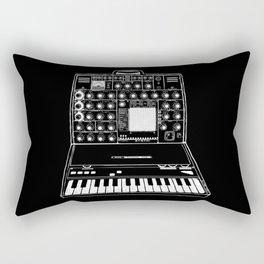 EMS Synthi A. Rectangular Pillow