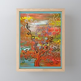 """""""Eventide"""" by ICA PAVON Framed Mini Art Print"""