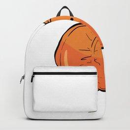 Pumpkin Cute Foodie Gift Backpack