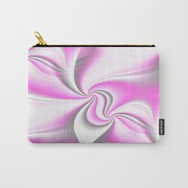 Turn Around (pink) Carry-All Pouch