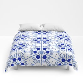Delft Pattern 2 Comforters