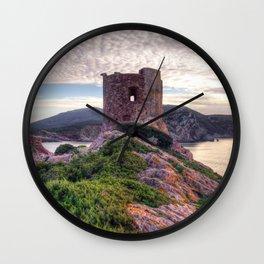 Tower of Porticciolo Wall Clock