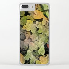 Inspired Layers Clear iPhone Case