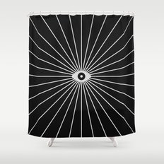 Big Brother (Inverted) Shower Curtain