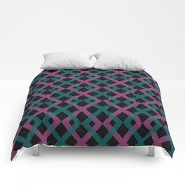 Lattice Pattern Comforters