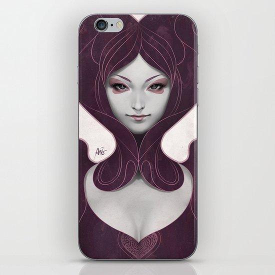 Pepper Heart iPhone & iPod Skin