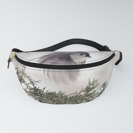 Fly-away Tufted Titmouse Fanny Pack