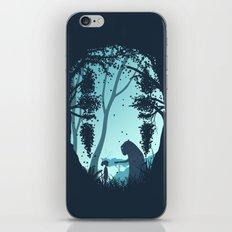 Lonely Spirit iPhone & iPod Skin