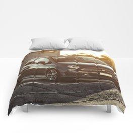 Abarth 595 Competizione Cabrio Comforters