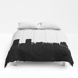 City Skylines: Grand Rapids Comforters