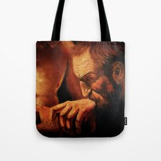 Incredulity of Thomas Tote Bag