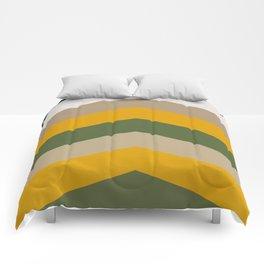 Moraccon chevron Comforters