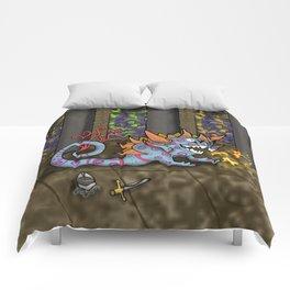 The Doodlethwumpus Beastie Comforters