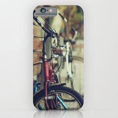 The street is quiet iPhone 6s Slim Case