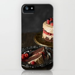 The Cake iPhone Case