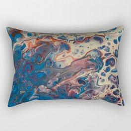 New Painting, Who Dis? Rectangular Pillow