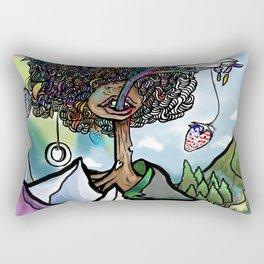 Strange Froot Rectangular Pillow