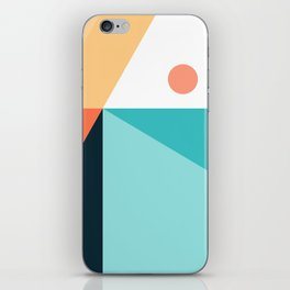 Geometric 1711 iPhone Skin