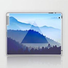 The Mountain Eye  Laptop & iPad Skin