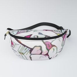 Crowd - 6 Fanny Pack