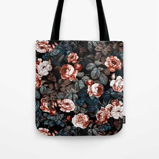 NIGHT FOREST XXIII Tote Bag