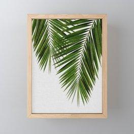 Palm Leaf II Framed Mini Art Print