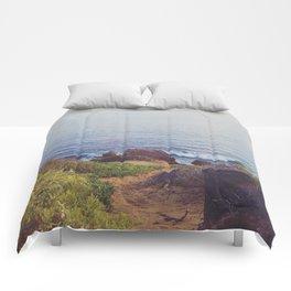 Ocean Path Comforters