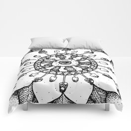 Not all that is gold glitters  Comforters
