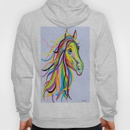 Horse of a Different Color Hoody