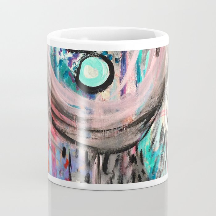 Jungle Rain Coffee Mug