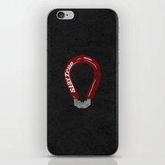 Stay True - Spoke Wrench iPhone & iPod Skin