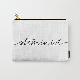 Steminist Scientist Carry-All Pouch