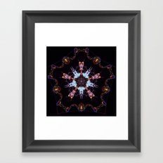 Kalightoscope Framed Art Print