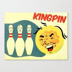 Kingpin Canvas Print