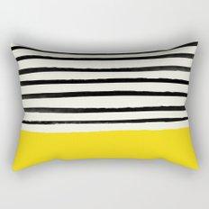 Sunshine x Stripes Rectangular Pillow