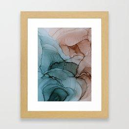 Earthy Mood Framed Art Print