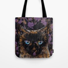 Balinese Cat Tote Bag
