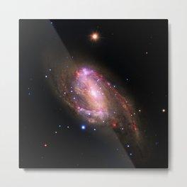 1449. NGC 3627: Revealing Hidden Black Holes Metal Print