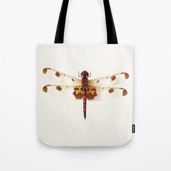 dragonfly #4 Tote Bag