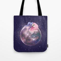 Lost in a Space / Callistori Tote Bag