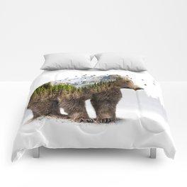Wild I Shall Stay | Bear Comforters
