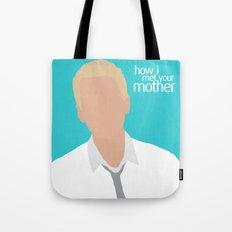 Barney Stinson HIMYM Tote Bag