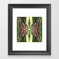 Internal Kaleidoscopic Daze- 10 Framed Art Print