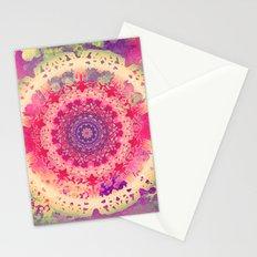 Anenome Mandala Stationery Cards