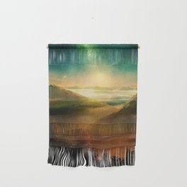 Into the trees Wall Hanging
