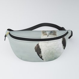 blue-footed booby Fanny Pack