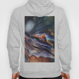 The Art of Nature - Jupiter Close Up Hoody