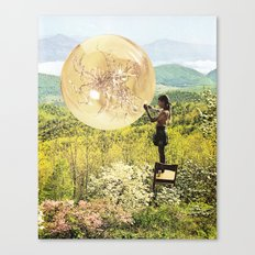 Golden Pockets Canvas Print
