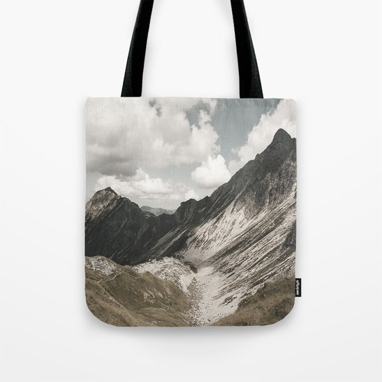 Cathedrals - Landscape Photography Tote Bag
