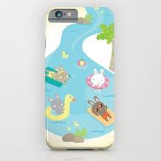the pool Slim Case iPhone 6s